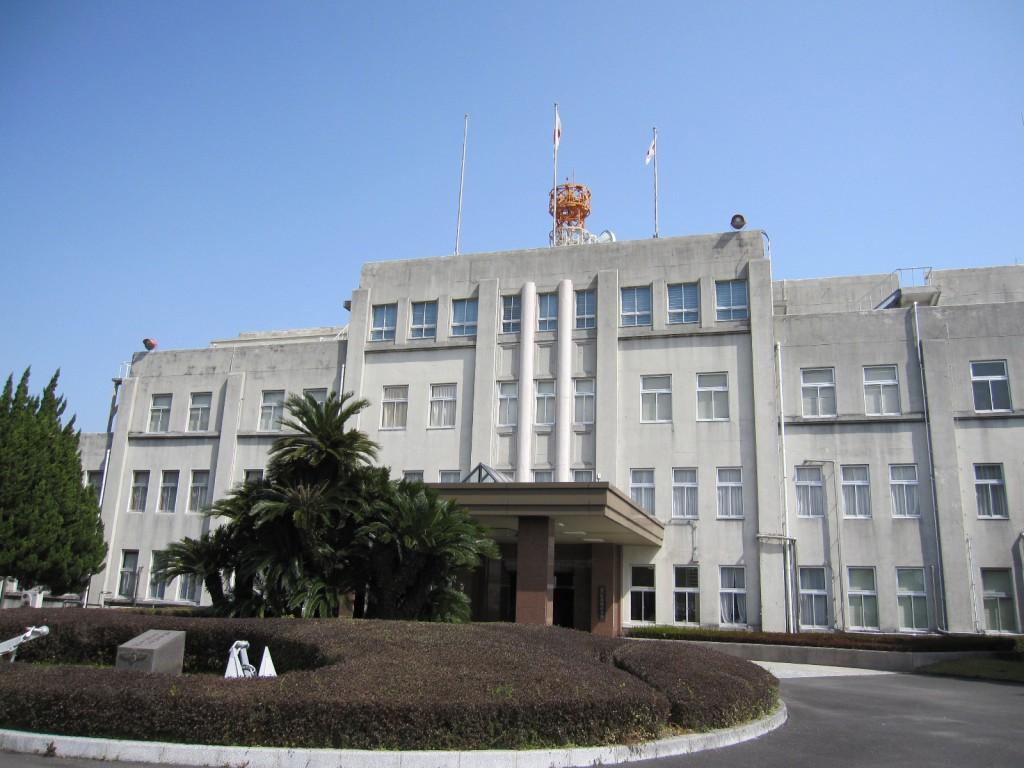 鹿屋自衛隊旧庁舎
